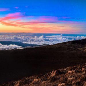 Haleakala Rise Set