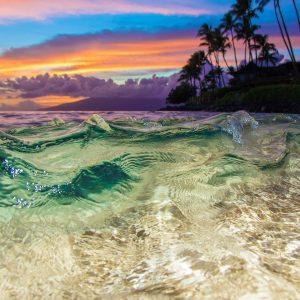 Napili Wave Sunset