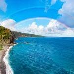 Rainbow Beach by Davin Phelps