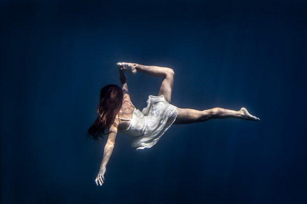 Underwater Ballet by Davin Phelps