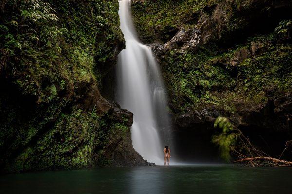 Waterfall Worship by Davin Phelps