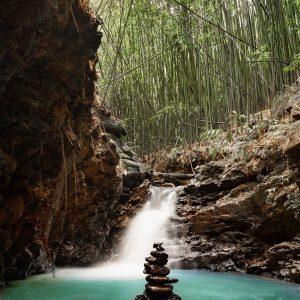 Zen Bamboo Balance