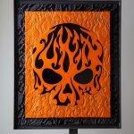 Skull by Randy Doering