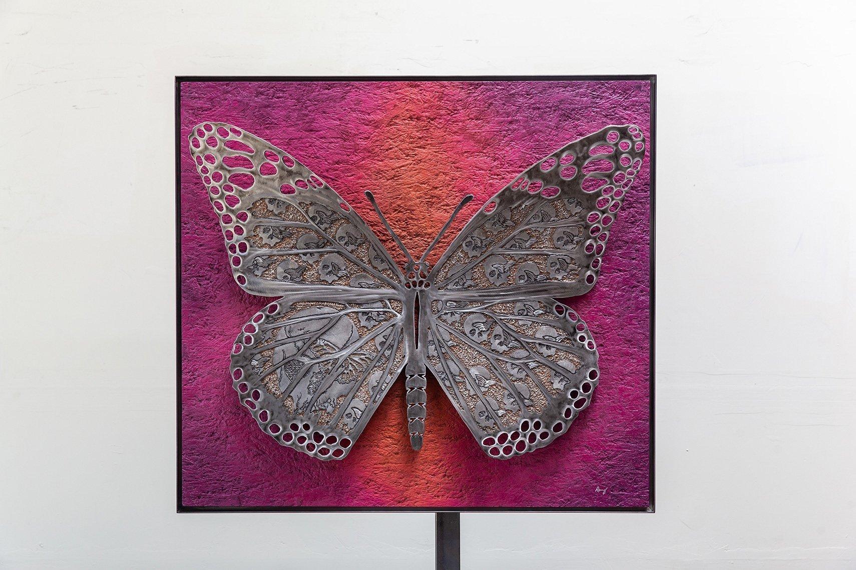 S+M Butterfly by Randy Doering