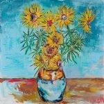 Mary Jane's Bouquet by Ana Oborny