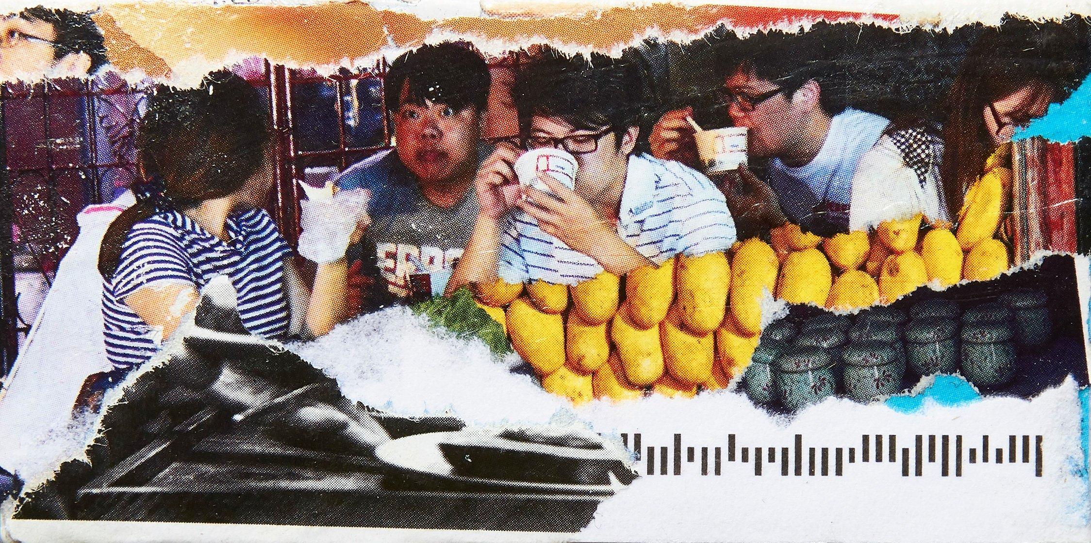 Feeding Frenzy by Joel Liscio