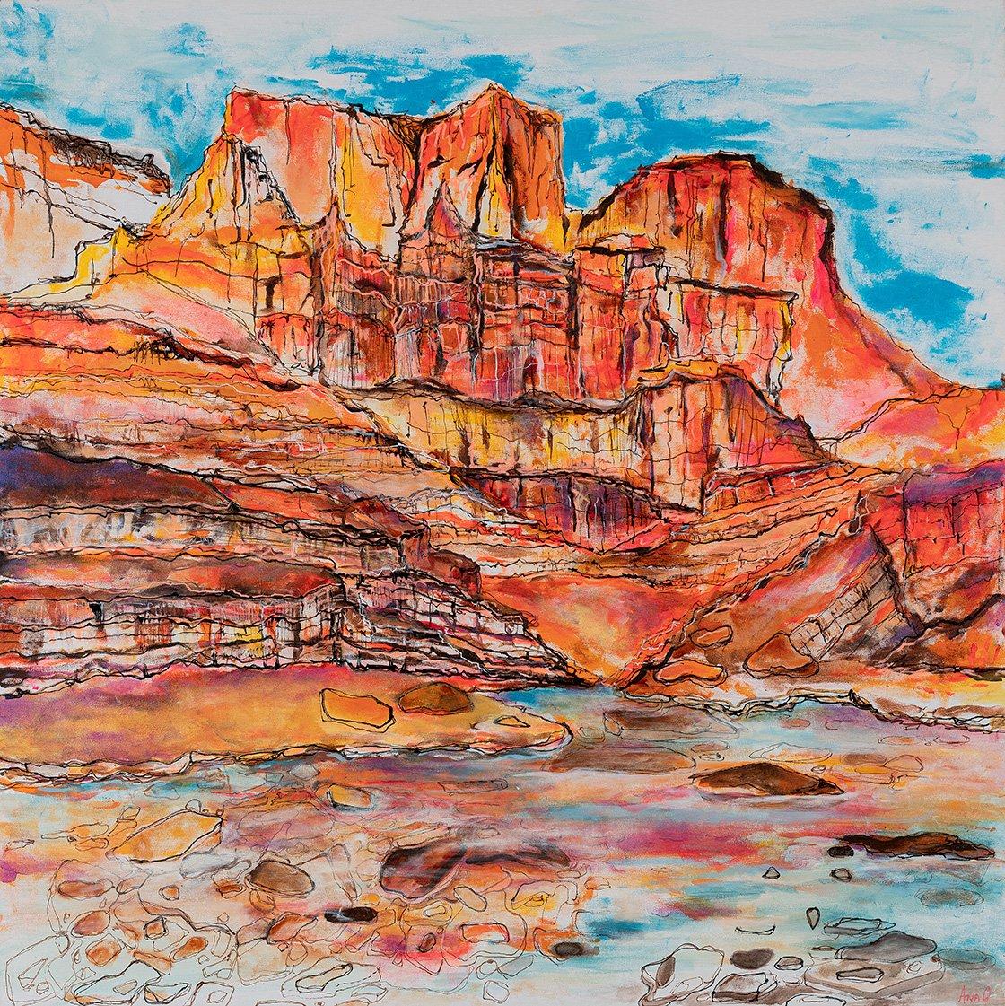 Moab Wonders by Ana O
